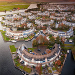 A unique housing in the Netherlands