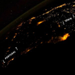 Earth From Space - Spain and Portugal To Ukraine - View From The ISS