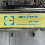 Suspiciously groceries