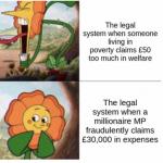 Legal system Vs justice system