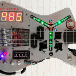 Back To The Future Guitar