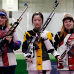 China Wins First Gold Medal of Tokyo Olympics in Women's Shooting Event