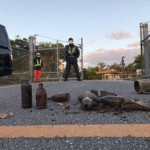Okinawa police blasted for searching home of researcher exposing US military waste issues