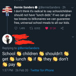 Kids 👏 don't 👏 have 👏 jobs