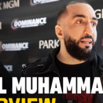 Belal Muhammad continues to dog Leon Edwards: 'When you think of him, you think, eh, who cares'