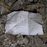 387yr old shopping list found under the floorboards of a London home