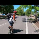 Bike thief vs. Birdwatcher