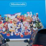 Put up the nintendo mural boss