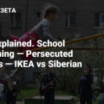 IKEA Furniture Made of Illegally Destroyed Siberian Forests