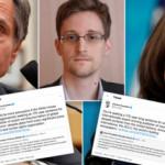 Snowden slams Harris, Blinken for celebrating World Press Freedom Day