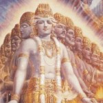 Existence of Lord Krishna