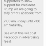 As if Facebook cares 😂😁