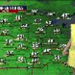 Meteorologist on-air reveals her true form during her weather forecast