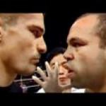 Mirko CroCop va Wanderlei Silva stare down in Pride, any other stare downs in MMA history that compare?