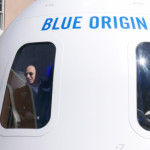Jeff Bezos will fly on the first passenger spaceflight of his company Blue Origin, planned for July 20