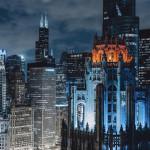 Tribune bldg, Chicago