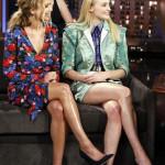 Leggy Sophie with Jennifer Lawrence