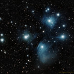 First look at Pleiades: )