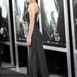 Emma - tight dress & big heels