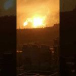 Huge explosion(s) in Dengfeng City, Henan Province due to all the flooding going on
