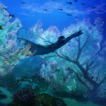 New Avatar Concept Art released in celebration of world ocean day - gives a new look at the sea of Pandora