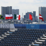 Olympic chiefs reject call for EU flag at Tokyo opening ceremony