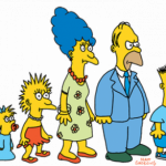 Remembering The Simpsons first casting