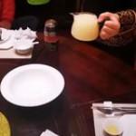 Pouring This Yin Yang Soup