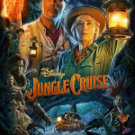 Official poster for 'Jungle Cruise,' starring Dwayne Johnson and Emily Blunt