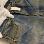 Worlds oldest pairs of Levi's Jeans found in a goldmine 139 years later