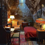 Eastern State Penitentiary's Al Capone's jail cell at Philadelphia