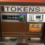 Exchanging your cash for tokens