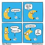 Marshmallow and Banana