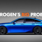 Why Hydrogen Cars Flopped