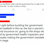 And then going to a government-funded burn center