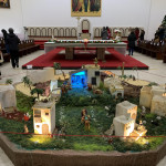 Nativity at Santa Maria del Camino parish in Bogotá-Colombia