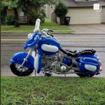 The balloon motorcycle 😲👏