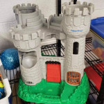 The infamous Fisher price toy castle