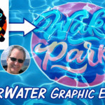 How to Create The Underwater Graphic Effect