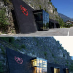This is what a fire station in Italy looks like
