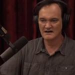 Joe Rogan caught being fake as fuck with Quentin Tarantino