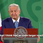 President of Mexico wants Julian Assange released
