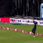 Harleen Deol incredible catch in Ind vs Eng Women's T20