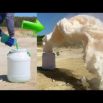 HMBKR while making different kinds of elephant 🐘toothpaste 🐘