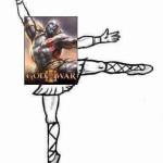 Kratos, The War God of Ballets