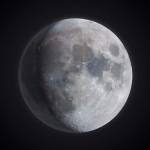 Last night's 83% Moon