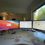 Apparently the 2019 iMac handles more monitors then the specs say