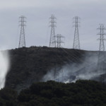 PG&E Will Bury 10,000 Miles of Power Lines So They Don't Spark Wildfires