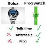 Poggers froggers