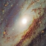 Andromeda Galaxy - the core
